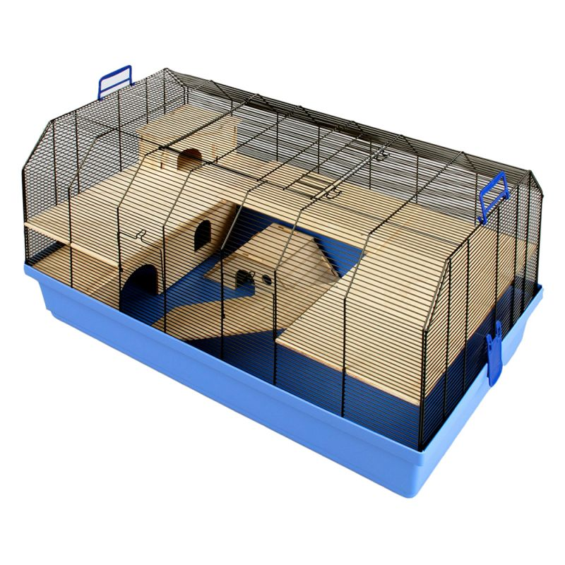 10 Recommended Hamster Cages Diy And Purchased Small Furry Pets